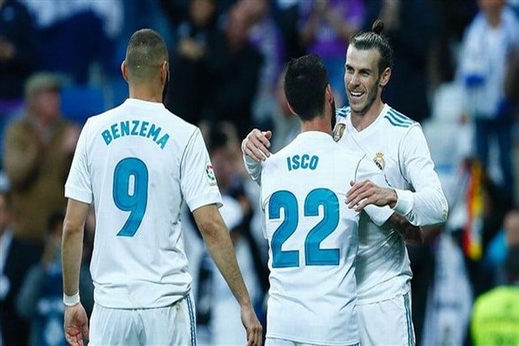 3 لاعبين في ريال مدريد على رادار باريس سان جيرمان