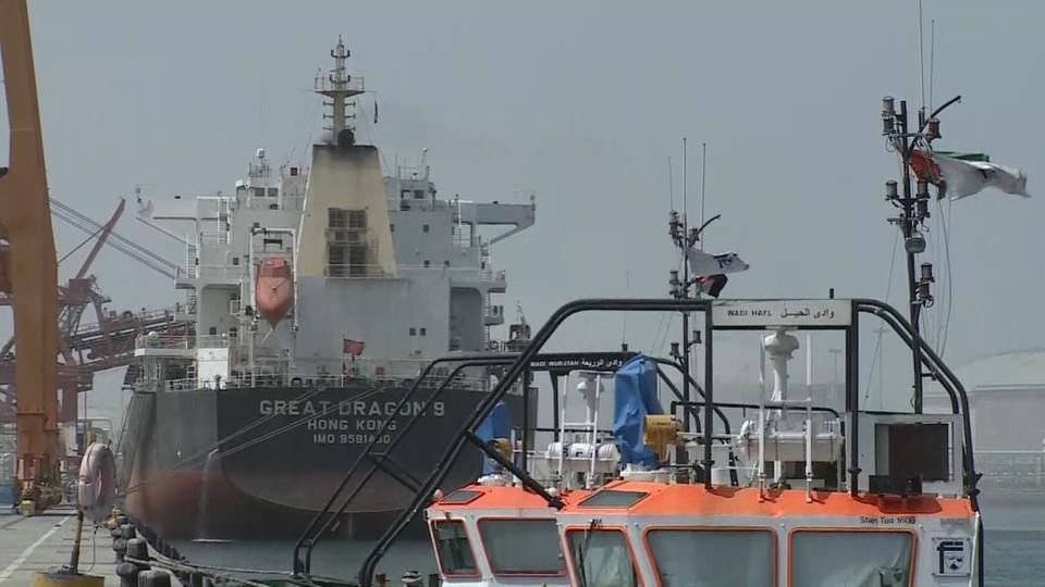 خبراء من 5 دول يحققون بتخريب السفن قبالة الإمارات
