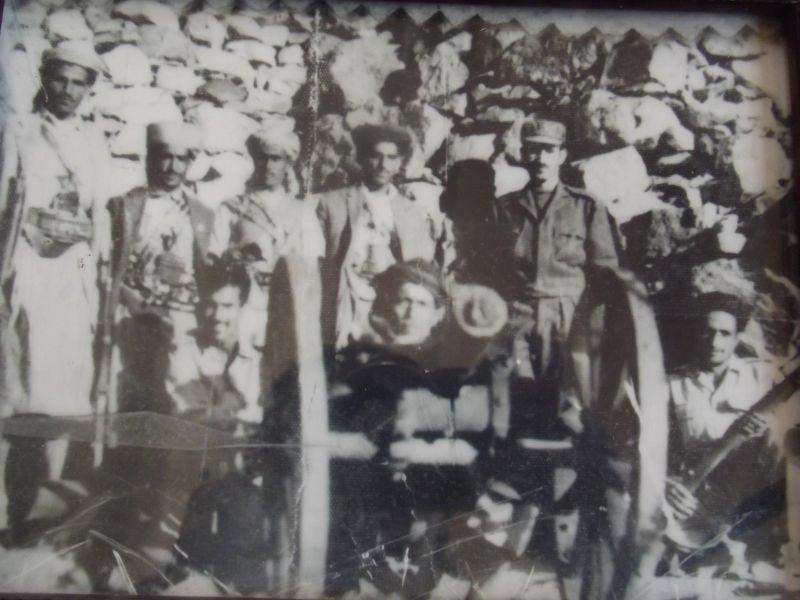 صورة إرشيفية من المتحف تظهر مدفع رمضان