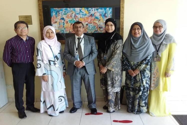 الدكتوراه في مجال الوبائيات والإحصاء الطبي للطبيب أحمد الشاحذي من جامعة مالايا