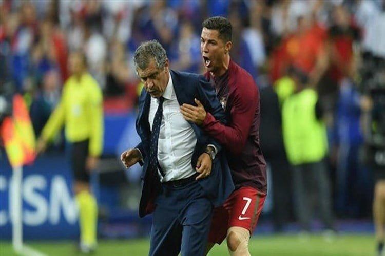مدرب البرتغال يثني على كريستيانو رونالدو قبل مواجهة هولندا