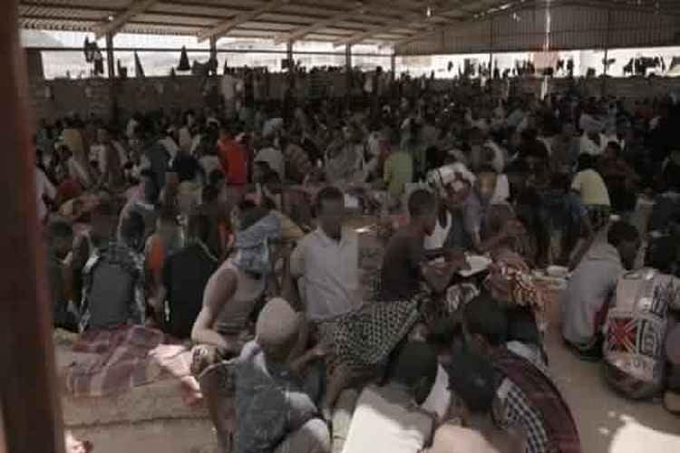 المهاجرون الأفارقة في لحج.. رحلة قهر من الجوع إلى المرض