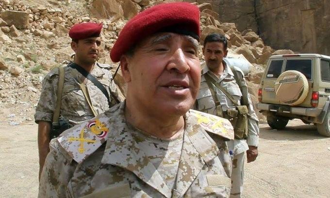 مدير دائرة التوجيه المعنوي السابق اللواء محسن خصروف