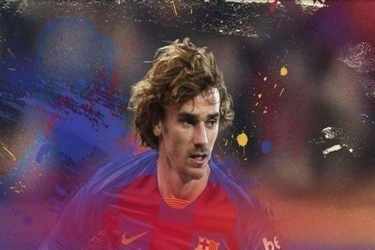 برشلونة يعلن ضم الفرنسي غريزمان من أتلتيكو مدريد