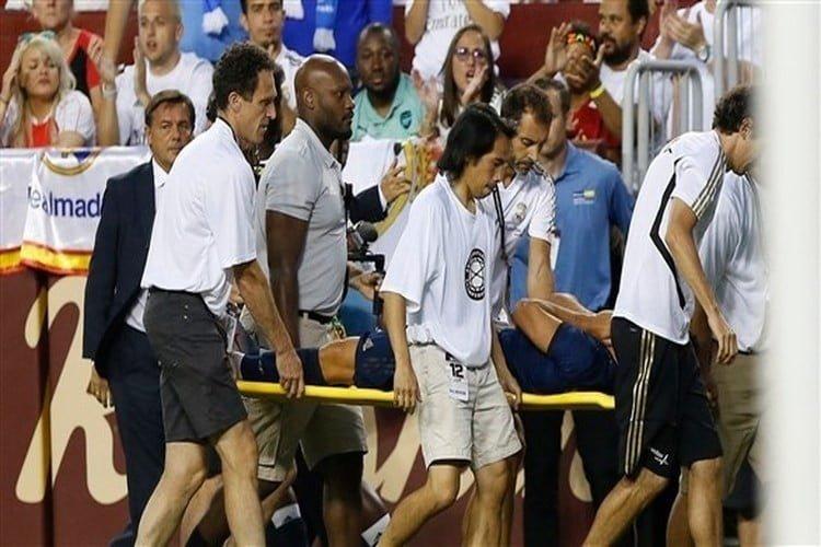 ريال مدريد يكشف خطورة إصابة نجمه ماركو أسينسيو