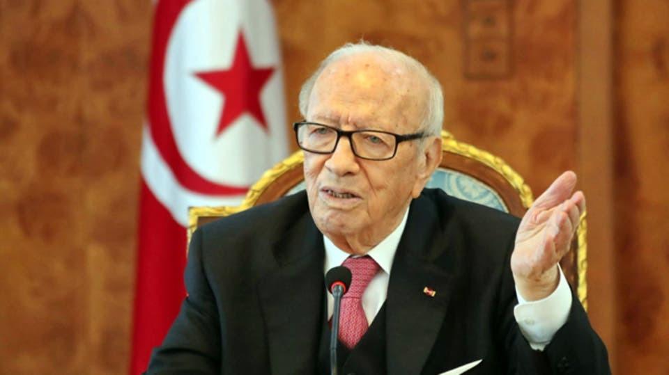 وفاة الرئيس التونسي الباجي قايد السبسي.. السيرة الذاتية
