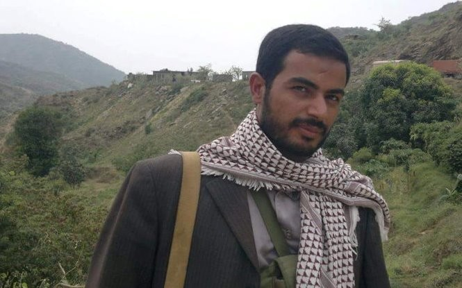 الإعلان عن مقتل ابراهيم بدر الدين الحوثي شقيق زعيم الجماع