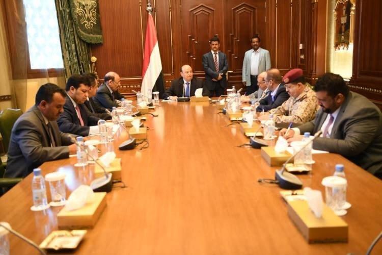 نص بيان الحكومة رداً على إعلان الانتقالي الإدارة الذاتية للجنوب