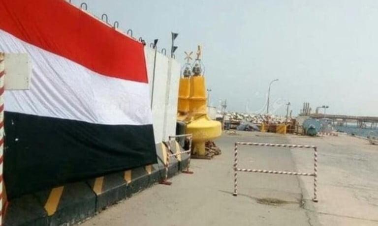 قوات الجيش تدخل بلحاف بعد استسلام معسكرات النخبة في شبوة