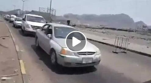 قصة فيديو تعرف تقول قيق وأنت وسط الماء .. الأكثر تداولاً في اليمن