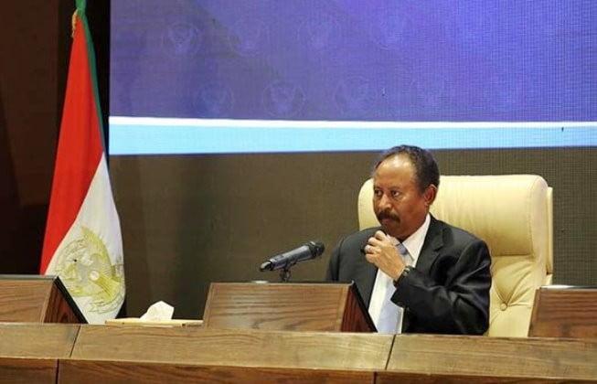 عبدالله حمدوك رئيس الحكومة السودانية الجديدة