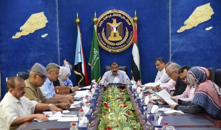 المجلس الانتقالي يعين قائماً بأعمال رئيس الإدارة الذاتية في سقطرى