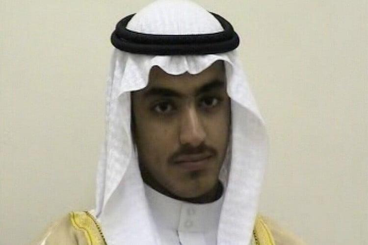 الرئيس الأمريكي ترامب يؤكد مقتل حمزة بن لادن