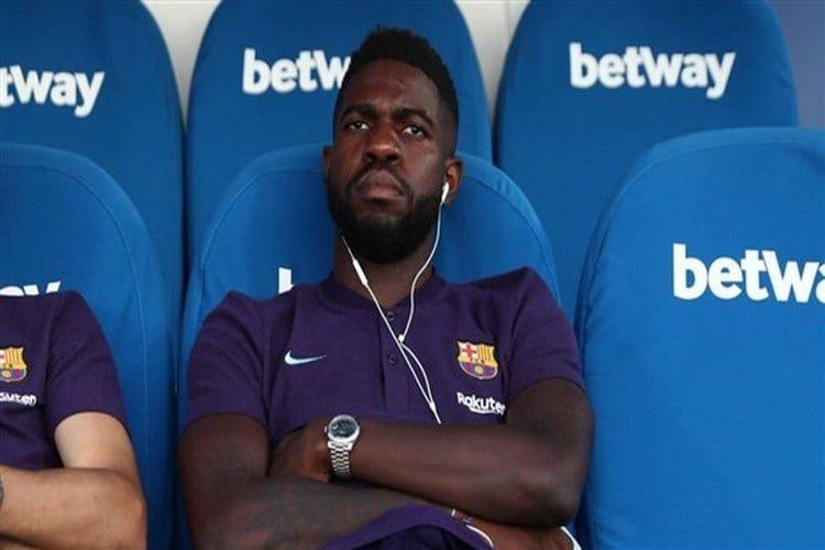 سرقة منزل صامويل أومتيتي أثناء مباراة برشلونة وفالنسيا
