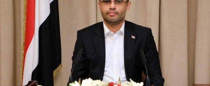 رئيس المجلس السياسي للحوثيين مهدي المشاط يعلن وقف استهداف السعودية