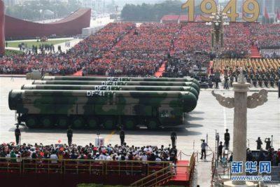 الصين تحتفل بالذكرى الـ70 بإقامة أكبر عرض عسكري