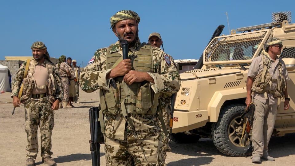 هكذا علق طارق صالح على تقدم الشرعية في هيلان مأرب