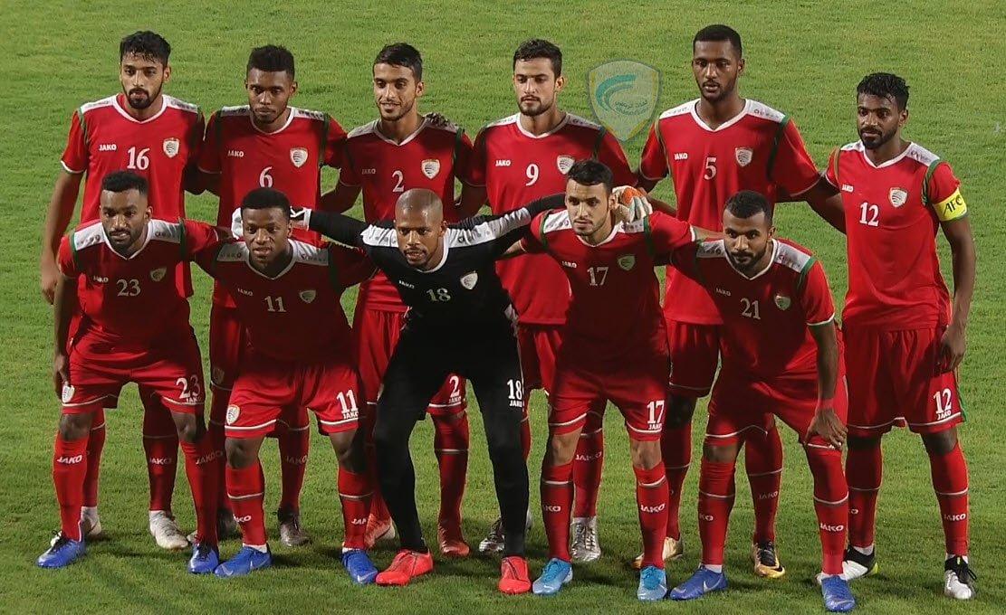 المنتخب العماني لكرة القدم