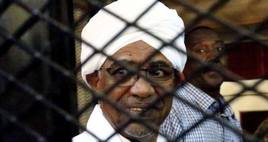 محاكمة الرئيس السوداني المعزول عمر البشير