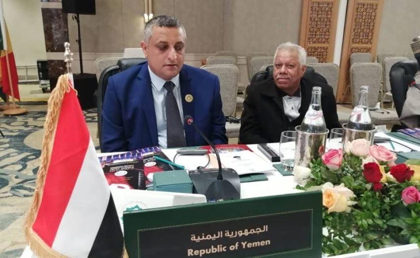مروان دماج في المؤتمر الإسلامي لوزراء الثقافة تونس