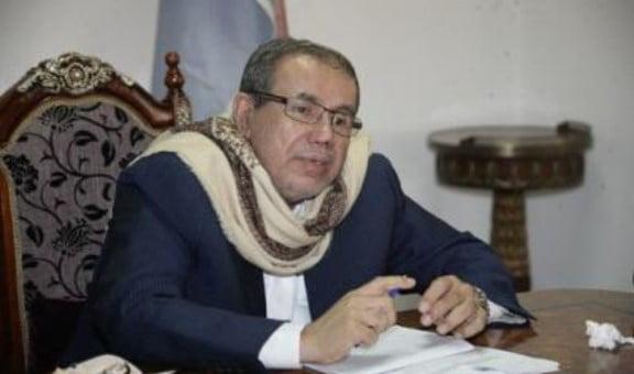 صادق أمين أبوراس رئيس حزب المؤتمر