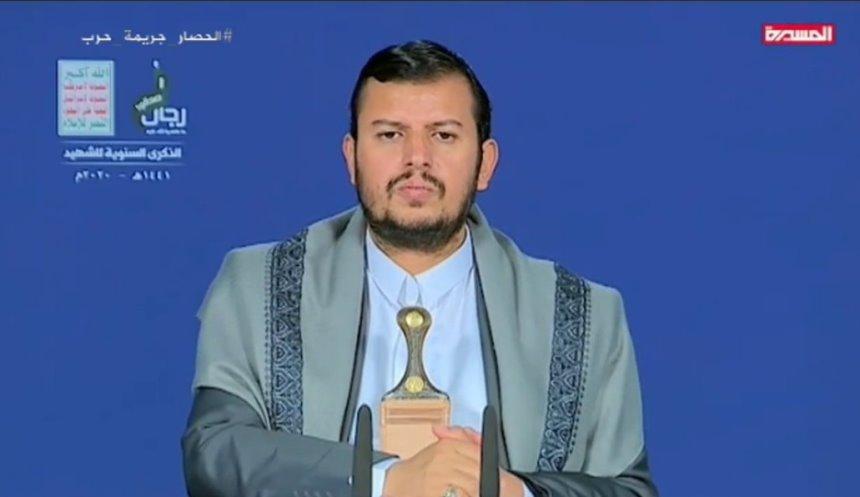 عبدالملك الحوثي في خطاب بعد الضربة الإيرانية
