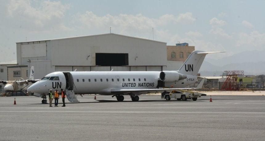 الأمم المتحدة تفاصيل تدشين رحلات جسر طبي من صنعاء