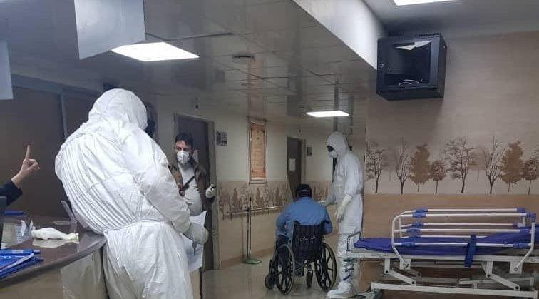 انتشار متزايد لفيروس كورونا في إيران