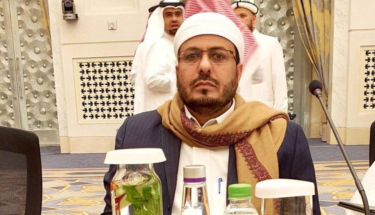 وزير الأوقاف والإرشاد في اليمن أحمد عطية