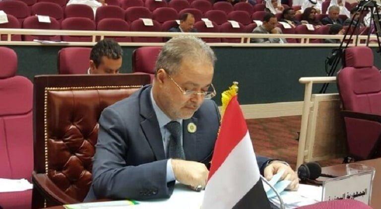 مستشار الرئيس عبدالملك المخلافي
