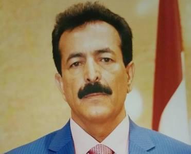 محافظ الجوف السابق حسين العواضي