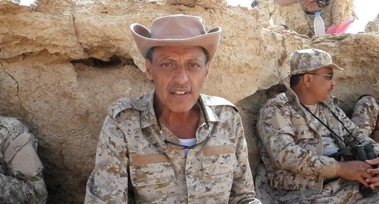 قائد المنطقة السادسة اللواء أمين الوائلي