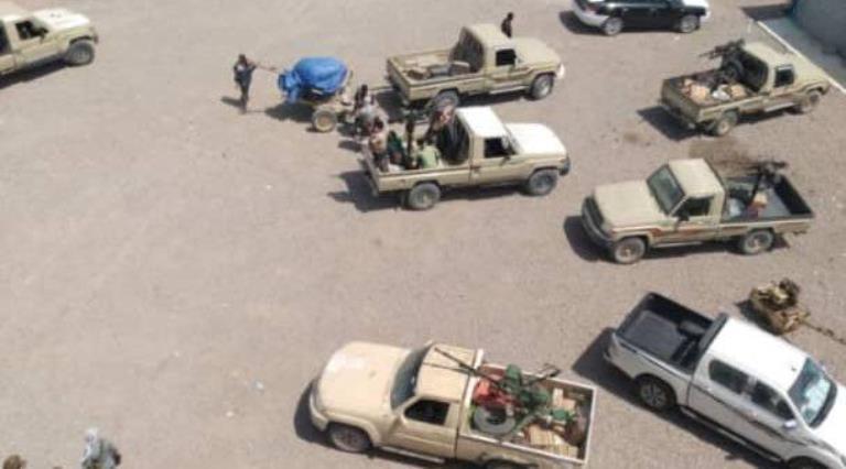 قتيل في اشتباكات بين قوات أمنية وحراسة حمدي شكري في لحج