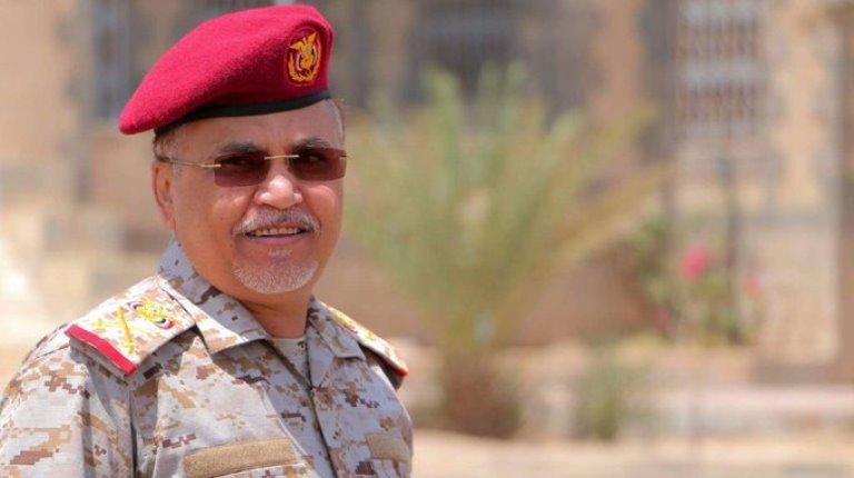 المفتش العام في وزارة الدفاع اللواء عادل القميري