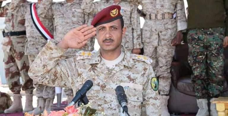ضابط المراقبة عن القوات المشتركة في الحديدة محمد الصليحي