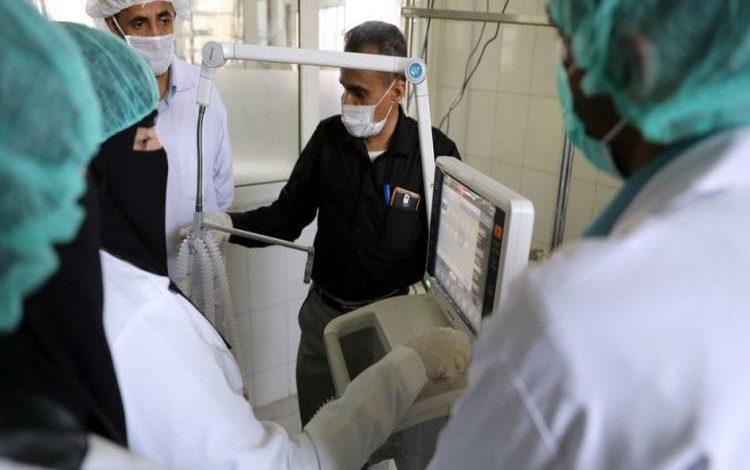 أطباء في اليمن كورونا