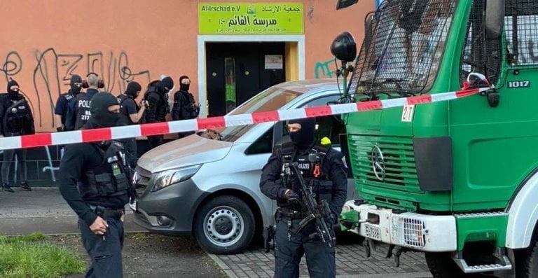مركز نشوان الحميري يرحب بحظر ألمانيا أنشطة حزب الله على أراضيها