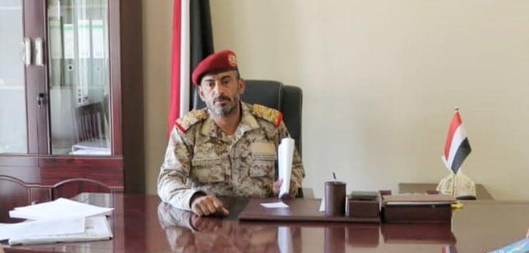 رئيس الأركان في اليمن الفريق صغير بن عزيز