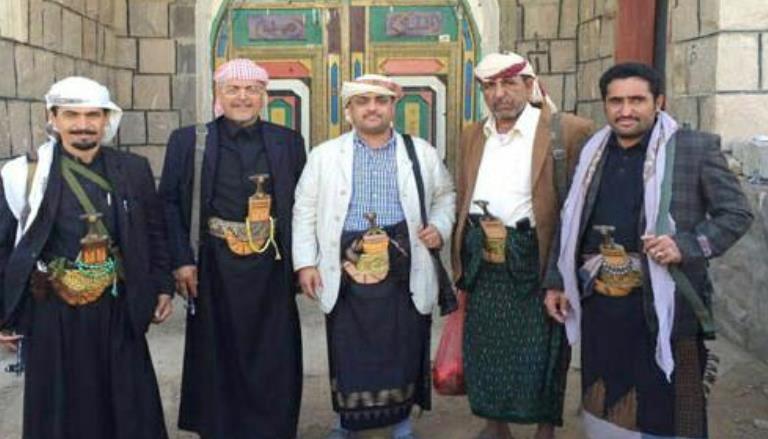 الشيخ ياسر العواضي في البيضاء