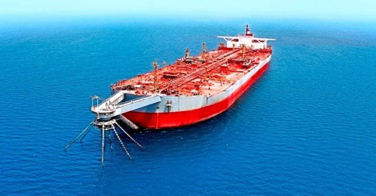 ناقلة - سفينة النفط خزان صافر العائم في الحديدة