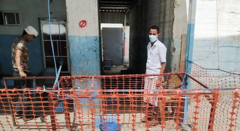 بيان منظمة أطباء بلا حدود حول كورونا والوضع الصحي عدن اليمن