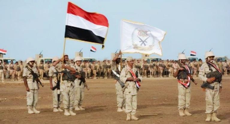قوات المقاومة الوطنية ألوية حراس الجمهورية في اليمن