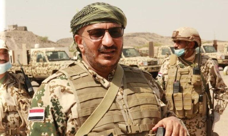 العميد طارق صالح قائد المقاومة الوطنية في اليمن