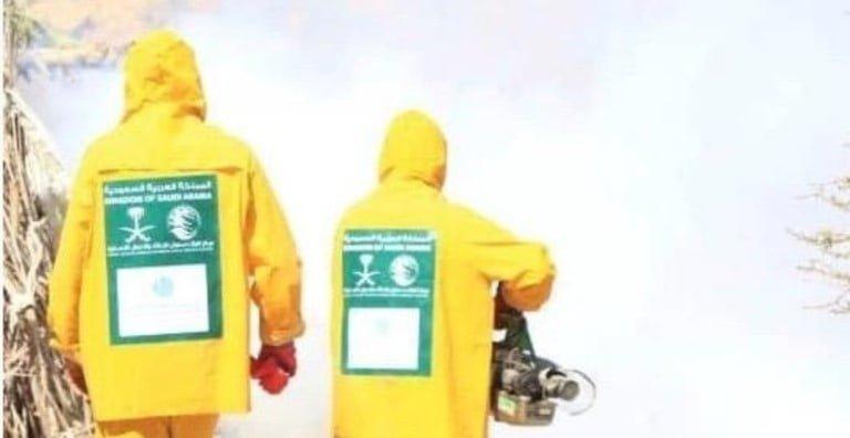 السعودية تنفذ مشروعاً شاملاً لمكافحة الملاريا في جميع محافظات اليمن