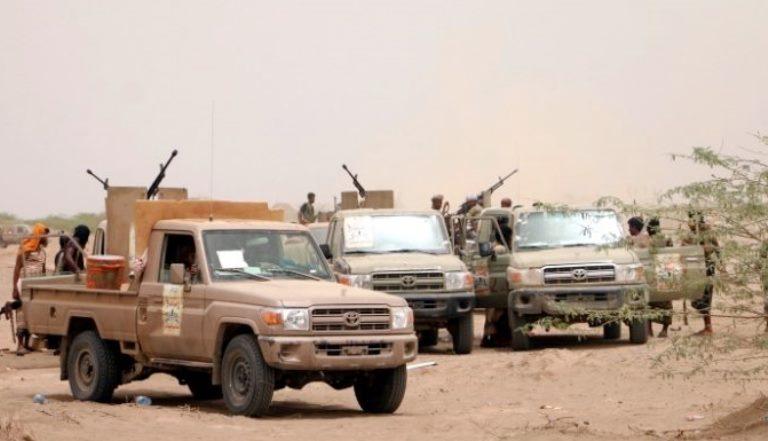 القوات المشتركة في الساحل الغربي الحديدة اليمن