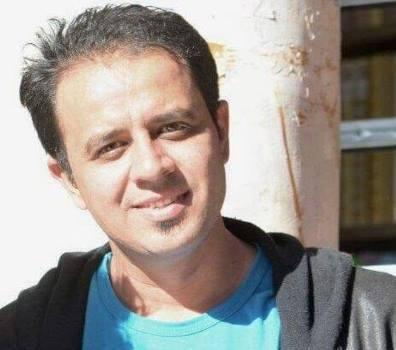 الشاعر أحمد غيلان