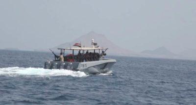 قوات خفر السواحل في اليمن البحر الأحمر حنيش