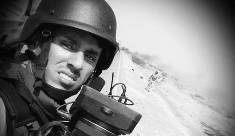 المصور اليمني نبيل القعيطي