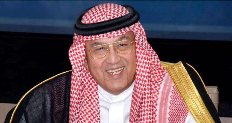 الشاعر السعودي الراحل غازي القصيبي