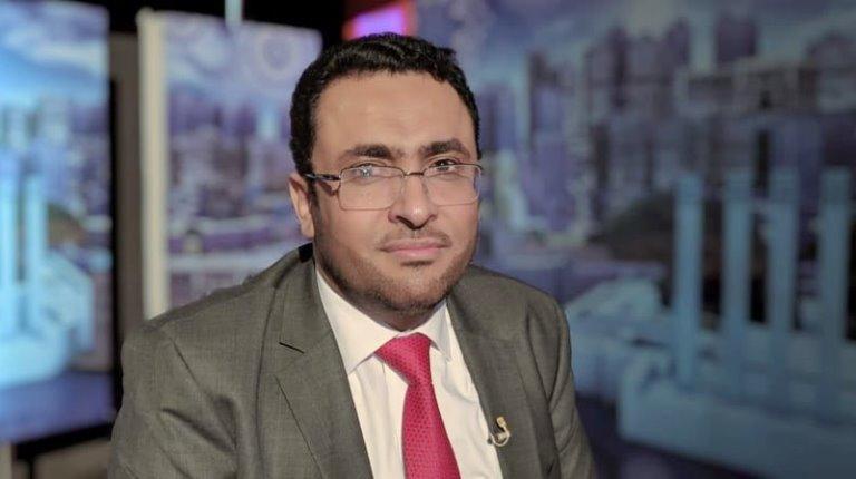 المتحدث باسم حزب الإصلاح عدنان العديني